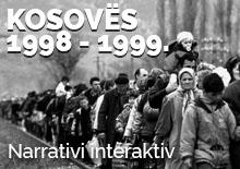 Kosovës 1998-99 – Narrativi interaktiv