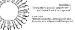 """Association of """"transitional justice, accountability and memory in BiH"""" (TPOS in BiH)"""