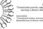"""Udruženje """"Tranzicijska pravda, odgovornost i sjećanje u BiH"""" (TPOS u BiH)"""